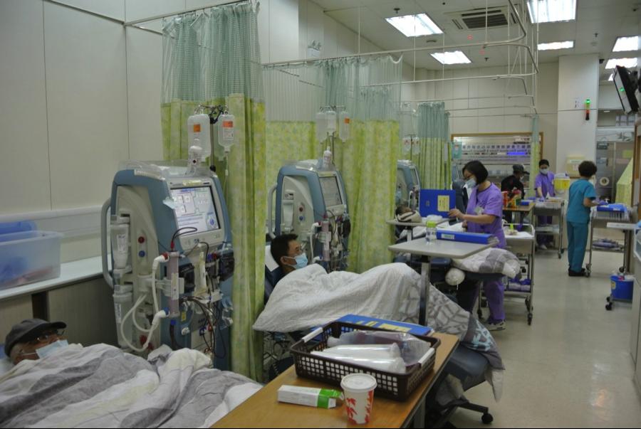 國際獅子會腎病教育中心及研究基金- 華懋集團洗腎中心